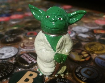 Yoda Smoking Pipe Handmade