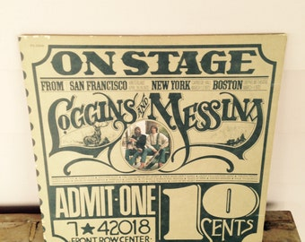 "Loggins and Messina ""Onstage"" Double Album"