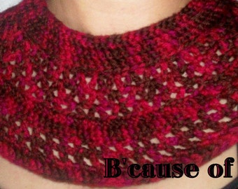 The Egyptian Collar, crochet pattern pdf