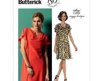 Butterick Sewing Pattern B5883 Misses' Dress
