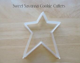 Star Cookie Cutter - Primitive Star