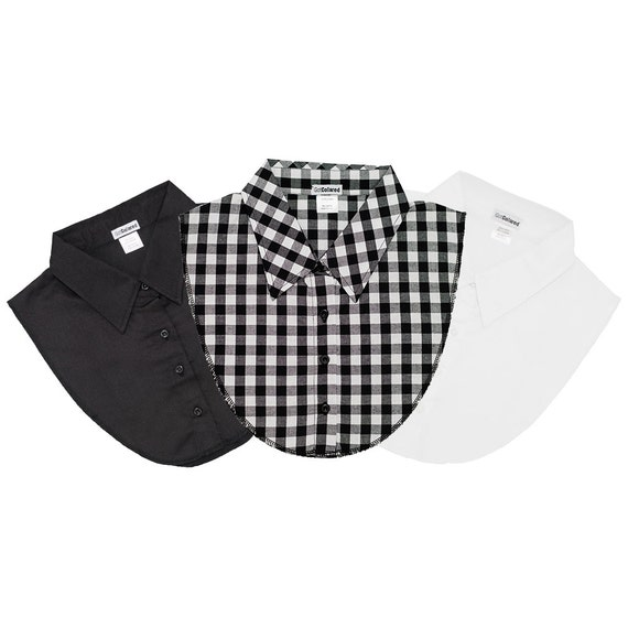 IGotCollared Dickey Collars The Prepster Pack in Black