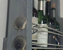 Popular Items For Nautical Wine Rack On Etsy