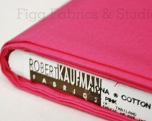 KONA Cotton in Bright Pink (Color 1049)