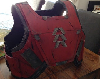 Destiny Hunter Chest Plate (Custom Colour)