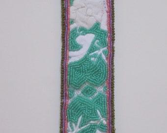 "Bookmark - ""Grandmother's Garden"" (#062)"