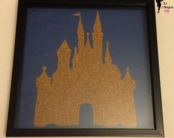 Disney Pin Display - Shadow Box