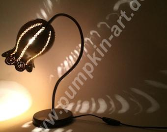 "Gourd lamp ""Bellflower"" lamp, gourd lamp, gourd"
