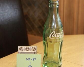 1964 Coke Bottle. Vintage Coca Cola Bottle.  Great condition.