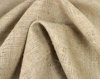 """40"""" Natural Burlap Fabric - by the Yard"""