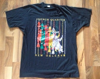 Early 80's New Orleans Tee