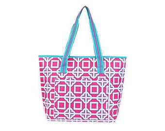 Monogrammed/Personalized Cooler Tote