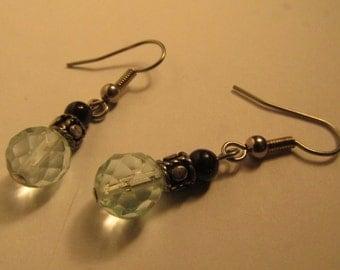 3741 - Blue Quartz Earrings