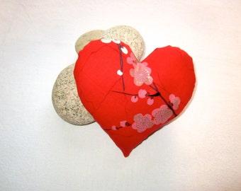 Lavender Heart Sachet/ Pillow