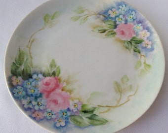Royalton China Co Golden Elegance Plate