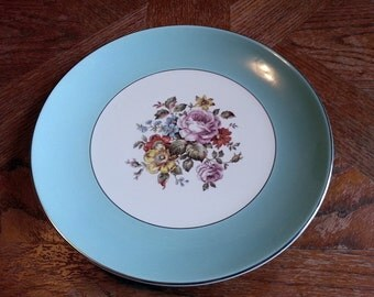 Cunningham and Pickett Hand painted China Serving Bowl - Made in 1947