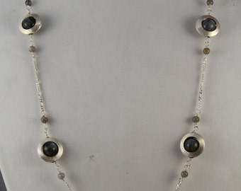 Modern Necklace take 25% off!