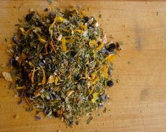 Handcrafted Herbal Children's Tea