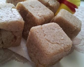 Handmade Sugar Scrub Cubes