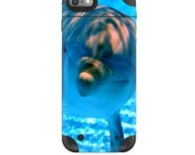 Skin Decal Wrap for Mophie Juice Pack Air iPhone 6 iPhone 5 iPhone 4 Vinyl Cover Sticker Skins Dolphin