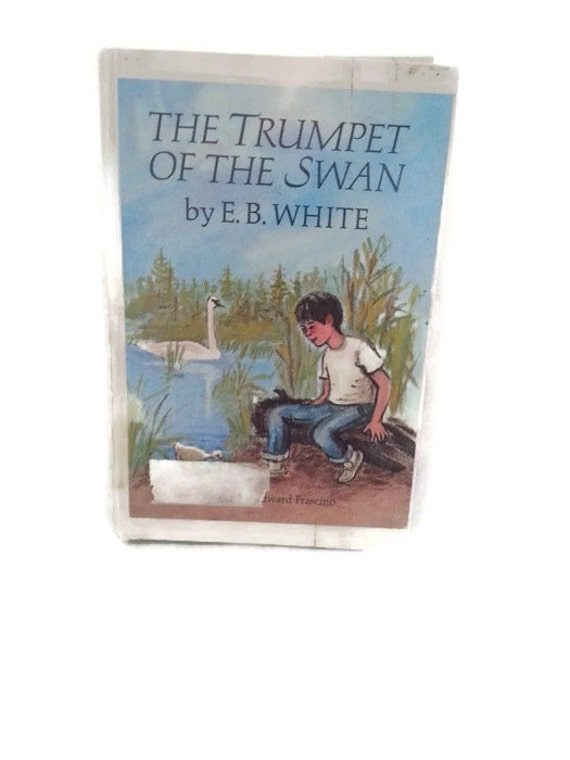 book review of the trumpet of the swan