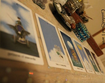 6 Month Outlook Tarot Reading- Picture and Reading Delivered to your Email