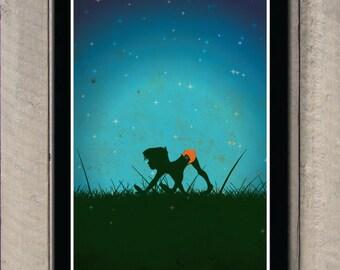 Disney movie poster - Jungle Book