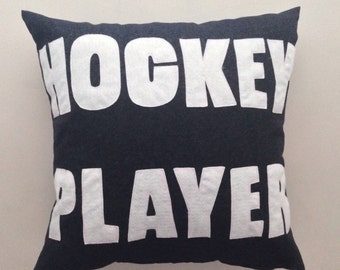 HOCKEY PLAYER 45x45