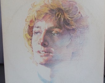 Barry Manilow, If I Should Love Again, Vintage Record Album, Vinyl LP, Singer Songwriter, Love Ballads, Piano Player