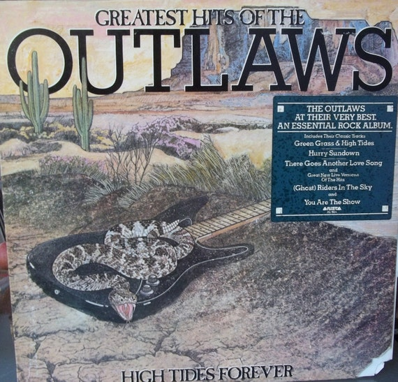 Greatest Hits Of The Outlaws High Tides Forever Vintage