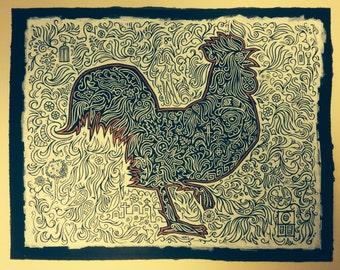 Coquette (print)