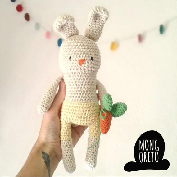 Pattern amigurumi Bunny