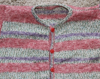 Childs knit sweater