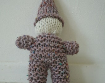 Knit Gnome - Antique Pink