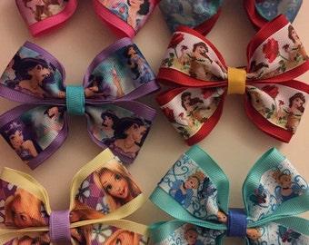 Disney Princess Bows