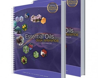 gary young 6th edition essential oils desk reference
