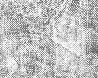 Print or original drawing. 9cm x 14 cm. Line drawing