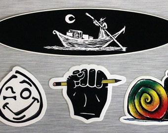 Root Concepts Logos Sticker Combo Pack