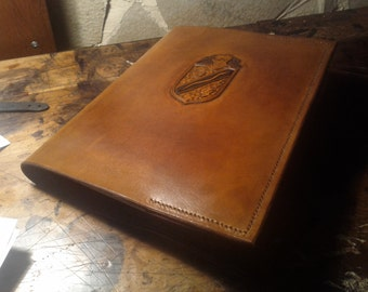 Visitors' book - Gold book