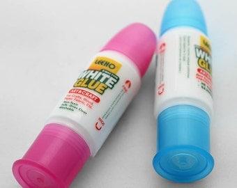 Colle PVA, 28 ml. non-toxique. Fabriqué en Corée.