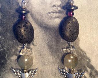 Possibility AMulet Earrings