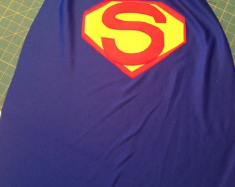 Superman superhero cape!  Every child needs to express the super hero inside themselves:) machine washable
