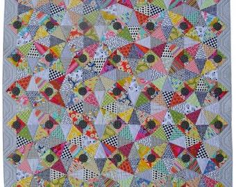 Broken Glass by Jen Kingwell Pattern