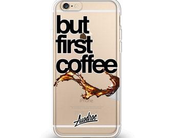 iPhone Case Coffee