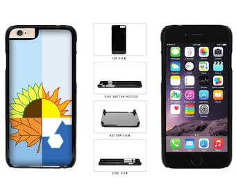 Four Seasons Cross-Sections - iPhone 4 4s 5 5s 5c 6 6 Plus 7 Galaxy s3 s4 s5 Note 2 3 4 LG G3 Nexus 5 6 Case Back Cover