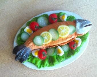 Dressed Salmon
