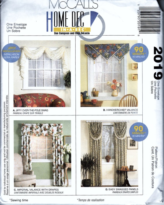Uncut Mccall 39 S Crafts Pattern 2019 Home Decorating