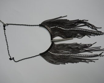 dramatic necklace
