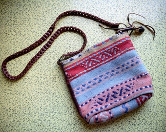SALE!!! Was 14 now 9!!! Native Tapestry Sling Bag