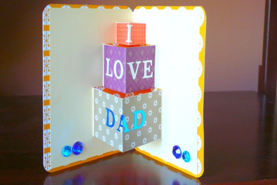 Fathers Birthday Card Happy birthday dad Birthday Cards – Happy Birthday Card for Father